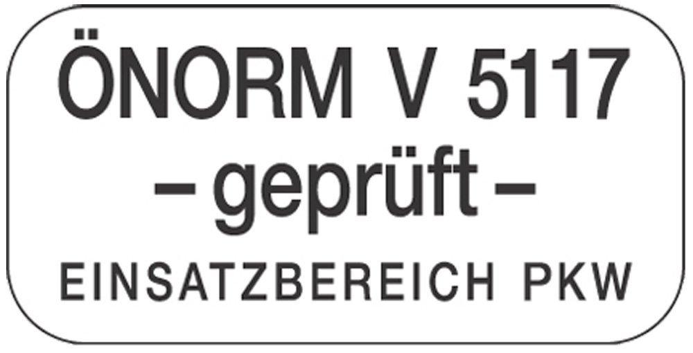 ÖNORM-zertifiziert